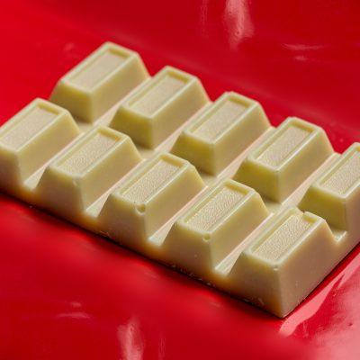 Witte Chocolade met Karamel-Kokos