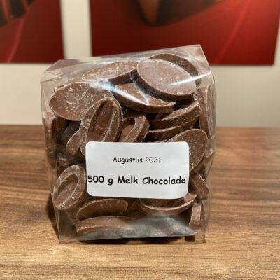 500 gram Chocoladecallets Melk