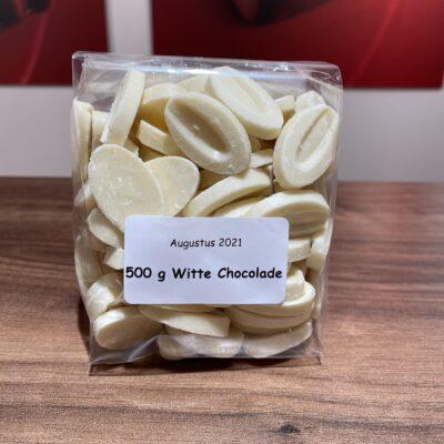 500 gram Chocoladecallets Wit